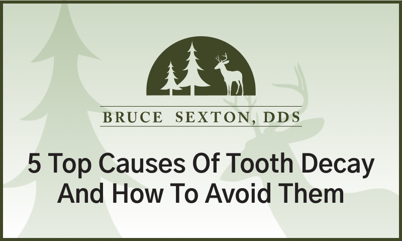 Causes of Tooth Decay feature|