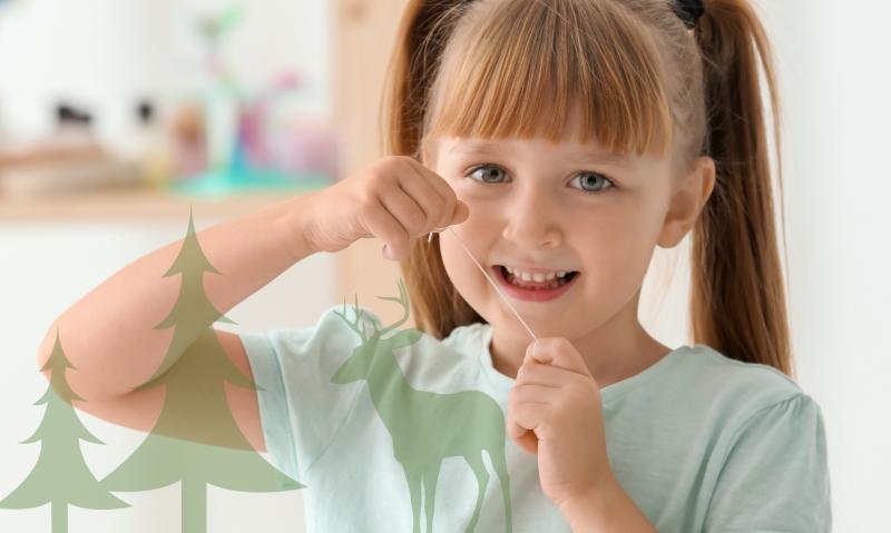Establish your child's oral hygiene routine